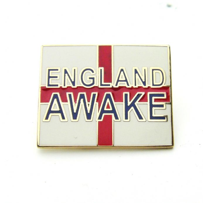 "England Badge ""England Awake"""